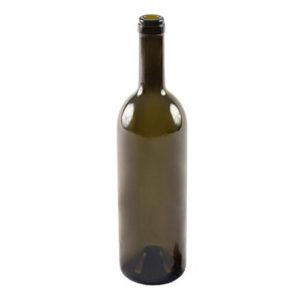 Винная Бутылка Бордо 0,75 л