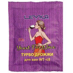 Винные дрожжи Leyka WT-48